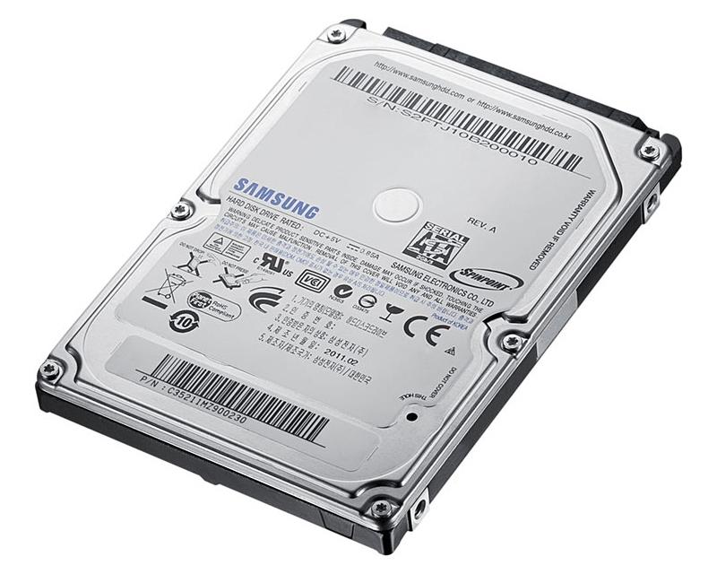 SEAGATE-SAMSUNG 500GB 2.5 SATA II 8MB 5.400rpm ST500LM012 (HN-M500MBB) Spinpoint M8