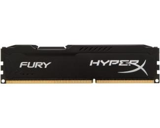 MEMORIJE DIMM DDR3 KINGSTON 4GB PC1866 HX318C10FB/4 Black