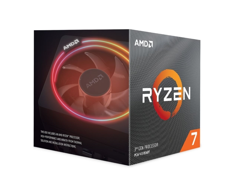 AMD Ryzen 7 3700X 8 cores 3.6GHz (4.4GHz) Box