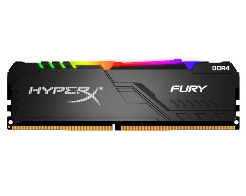KINGSTON DIMM DDR4 8GB 3466MHz HX434C16FB3A/8 HyperX Fury RGB
