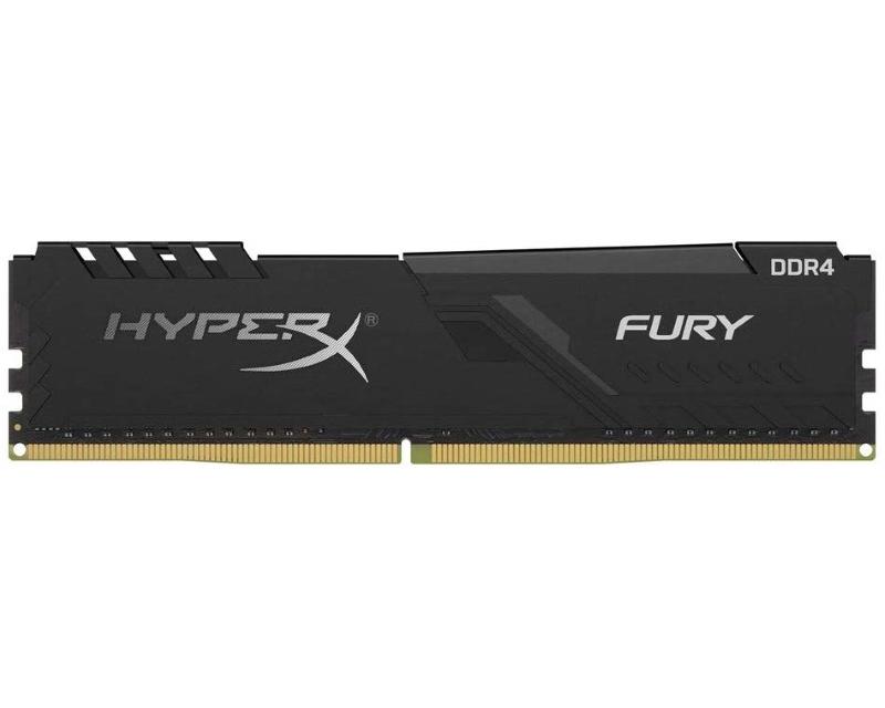 KINGSTON DIMM DDR4 4GB 2400MHz HX424C15FB3/4 HyperX Fury Black