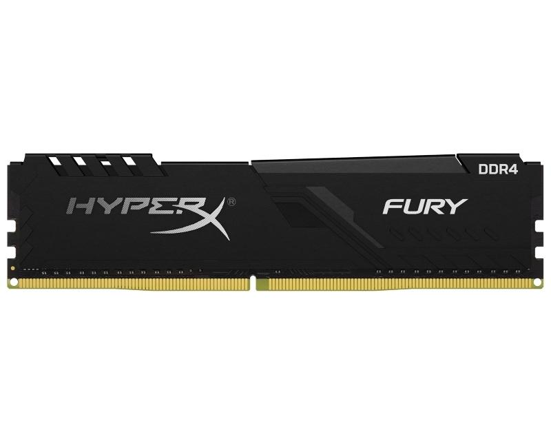 KINGSTON DIMM DDR4 8GB 3600MHz HX436C17FB3/8 HyperX Fury Black