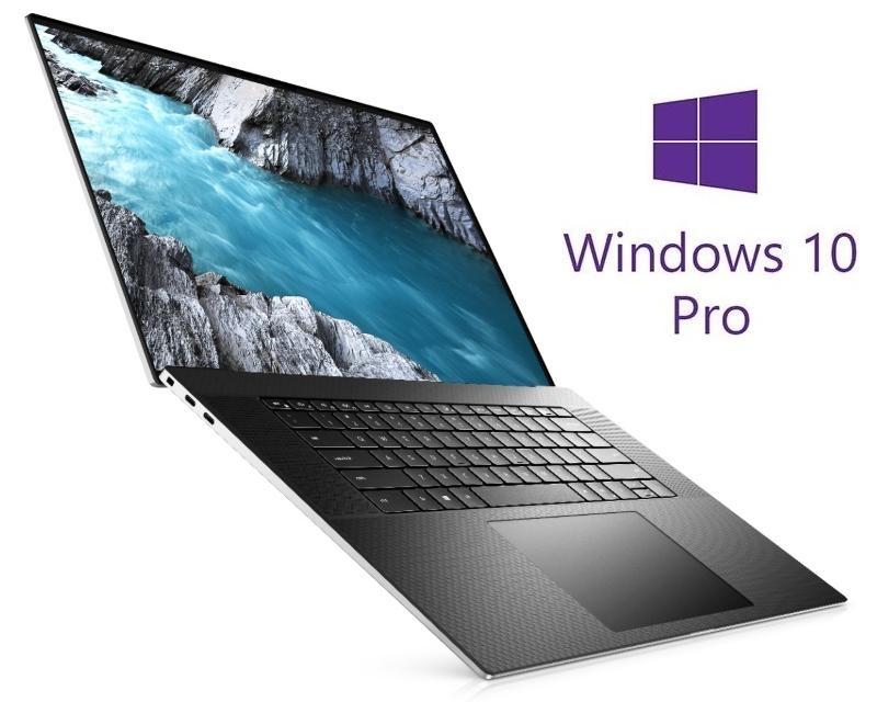 DELL XPS 9700 17 4K UHD+ Touch 500nits i7-10750H 16GB 1TB SSD GeForce GTX 1650Ti 4GB Backlit FP Win10Pro srebrni 5Y5B
