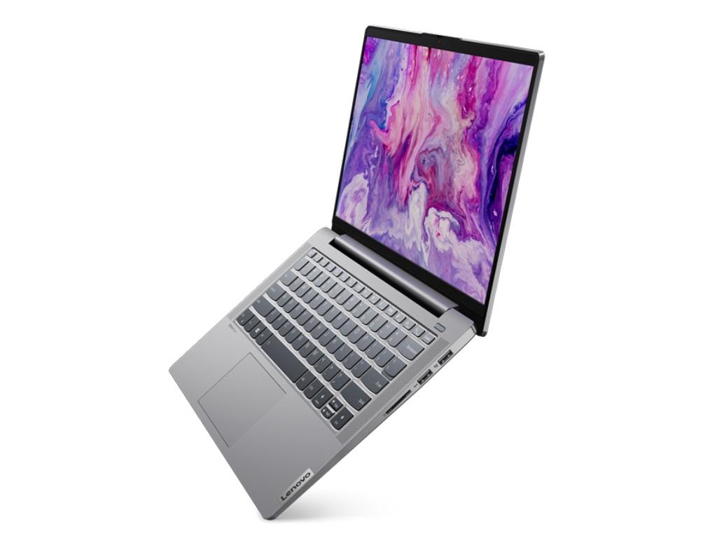 Lenovo IdeaPad IP 5 14ITL05 i7-1165G7/14IPS FHD/16GB/512GB/IntelHD/FPR/BacklitSRB/DOS/Platinum Grey