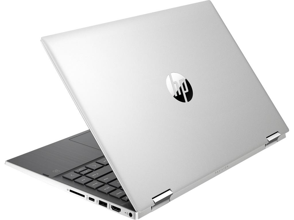 HP Pavilion x360 14-dw1026nm Pentium 7505/14FHD AG IPS/8GB/256GB/UHD/Win 10 Home/Silver (350A9EA)
