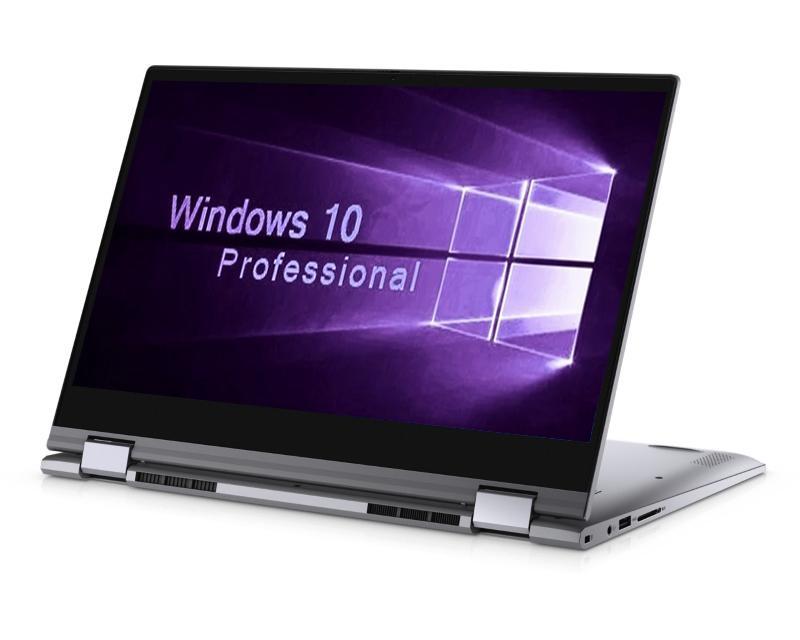 DELL Inspiron 5406 2-u-1 14 FHD Touch i3-1115G4 8GB 256GB SSD Backlit FP Win10Pro sivi 5Y5B + olovka